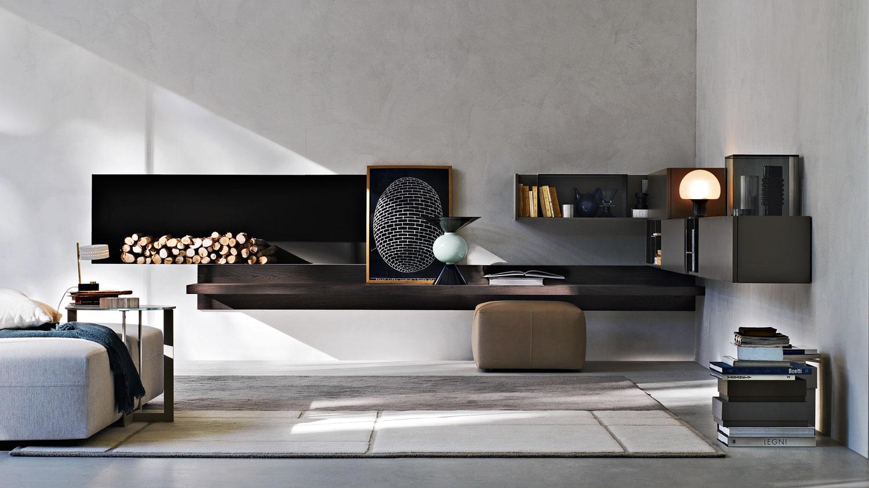 Das moderne wohnzimmer mit tageslicht das moderne for Modernes wohnzimmer design